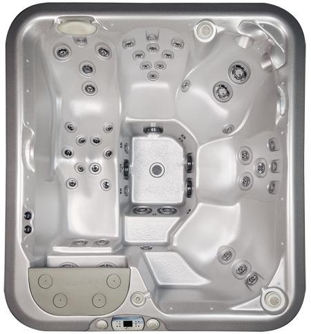 Compact 6 seat family size hot tub lazboy refresh spa lazboy refresh spa publicscrutiny Choice Image