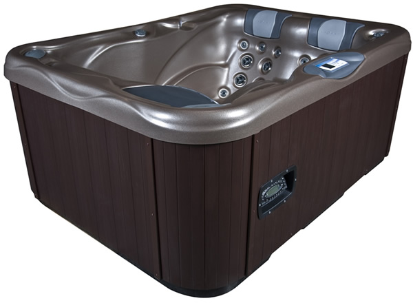 Two Seater Compact Hot Tub Lazboy Soulmate Spa